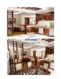 Thiết kế nội thất cho căn hộ chung cư 75m2