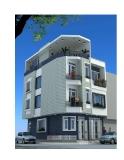 Thiết kế nhà trên đất méo diện tích 38m2