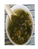 Chè đậu xanh rong biển giúp giải nhiệt ngày hè