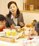 Thực phẩm nguy hiểm cho trẻ sơ sinh
