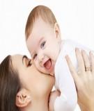 5 sai lầm về dinh dưỡng cho bé