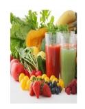 Sinh tố rau quả bài trừ độc