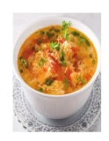 Canh trứng gà cà chua: Phòng ngừa nhiều bệnh