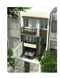 Thiết kế ngôi nhà hiện đại với kinh phí thấp