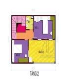 Cải tạo, mở rộng nhà cấp 4 cho gia đình 4 người