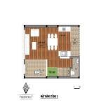Tư vấn xây nhà mặt ngõ với diện tích 5.35 x 9.40m