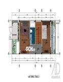 Nhà 4 tầng phong cách hiện đại