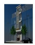 Tư vấn xây nhà phố 4 tầng mặt tiền 4,3 m