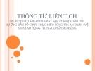 HƯỚNG DẪN TỔ CHỨC THỰC HIỆN CÔNG TÁC AN TOÀN - VỆ SINH LAO ĐỘNG TRONG CƠ SỞ LAO ĐỘNG