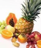 5 loại vitamin chống ung thư