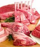 Thực phẩm tự nhiên trị bệnh thiếu máu
