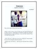 Truyện ngắn True Love