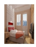 Tạo điểm nhấn cho căn hộ chung cư