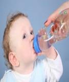 Tăng cường sức đề kháng cho trẻ biếng ăn trong mùa lạnh