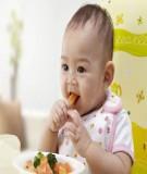 Quan điểm dinh dưỡng sai lầm các mẹ nên tránh