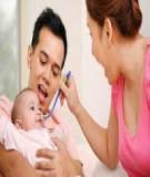 Dinh dưỡng cho bé khi bị ốm