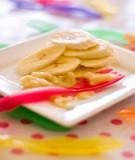 Món ăn sáng nhanh chóng và bổ dưỡng cho trẻ biếng ăn
