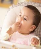 Món tráng miệng cho trẻ biếng ăn