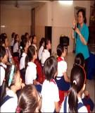 """Báo cáo """" Cảm nhận về cha mẹ của học sinh THCS và ảnh hưởng của nó đến hành vi lệch chuẩn của các em"""""""