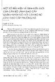 """Báo cáo """"Một số biểu hiện về định kiến giới của cán bộ lãnh đạo cấp huyện đối với cán bộ nữ lãnh đạo cấp phường, xã """""""