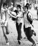 """Báo cáo """" Nhận thức và thái độ của trẻ vị thành niên về hành vi vi phạm pháp luật của mình"""""""