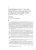 """Báo cáo """" Một số giá trị tâm lý- đạo đức được đề cao trong quan hệ vợ chồng Việt nam truyền thống"""""""