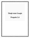 Thuật toán Google Penguin 2.4