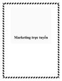 Thiết lập kênh  Marketing trực tuyến
