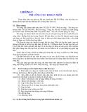 Chương V: Thi công cọc khoan nhồi
