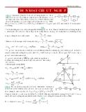 Điện xoay chiều tổng hợp