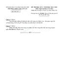 Đề thi học kì 1 ngữ văn lớp 11 cơ bản THPT Chu Văn An 2012-2013 Đề 2