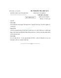 Đề thi kiểm tra học kỳ 1 THPT Nguyễn Khuyến môn ngữ văn lớp 11 năm 2012 - 2013