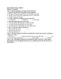 Đềthi môn lịch sử lớp 5 thời Hai Bà Trưng