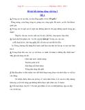 Đề thi học sinh giỏi Tiếng Việt lớp 3