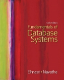 FUNDAMENTALS OF Database Systems 6th edition
