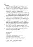 Đề thi TOEFL  READING  500