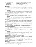 Đề thi  học sinh giỏi lớp 9 cấp tỉnh môn GDCD - Sở GD&ĐT Long An