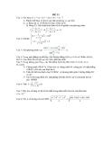 20 Đề ôn thi tốt nghiệp THPT môn toán tự luận hay nhất