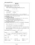 Đề ôn thi tốt nghiệp THPT môn toán năm 2013 đề số 10