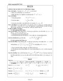 Đề ôn thi tốt nghiệp THPT môn toán năm 2013 đề số 36