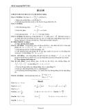 Đề ôn thi tốt nghiệp THPT môn toán năm 2013 đề số 48