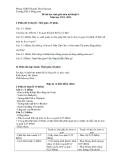 Đề thi học sinh giỏi môn mĩ thuật 9  Năm học 2012- 2013 Trường THCS Đông Sơn