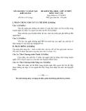 17 Đề kiểm tra HK2 Ngữ Văn 12 - Kèm đáp án