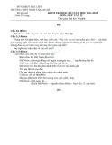 6 Đề kiểm tra HK1 Ngữ Văn 12