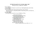12 Đề kiểm tra HK1 Ngữ Văn 12