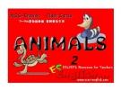 Học từ vựng bằng hình ảnh - Animals 2
