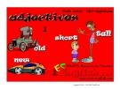 Học từ vựng bằng hình ảnh - Adjectives 1