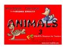 Học từ vựng bằng hình ảnh - Animals 3