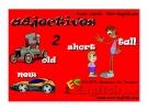 Học từ vựng bằng hình ảnh - Adjectives 2