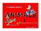 Học từ vựng bằng hình ảnh - Animals 1